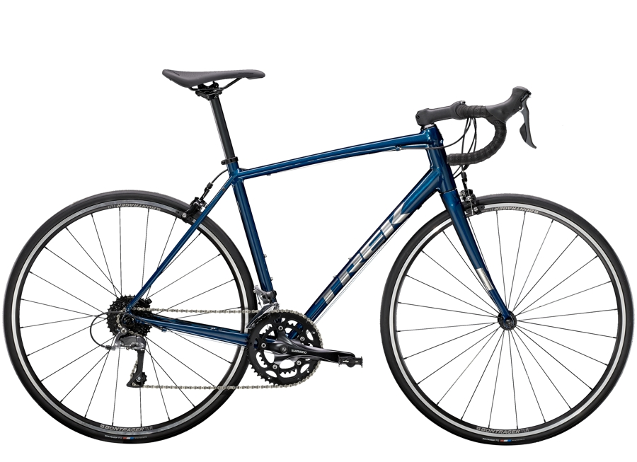 Trek Domane AL 2 62 Gloss Mulsanne Blue/Matte Trek Black