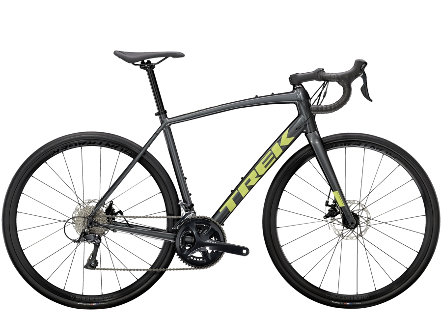 Trek Domane AL 3 Disc 52 Lithium Grey/Trek Black