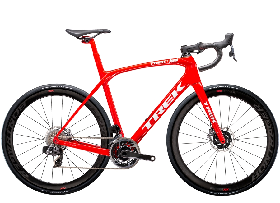 Trek Domane SLR 9 eTap 56 Viper Red/Trek White